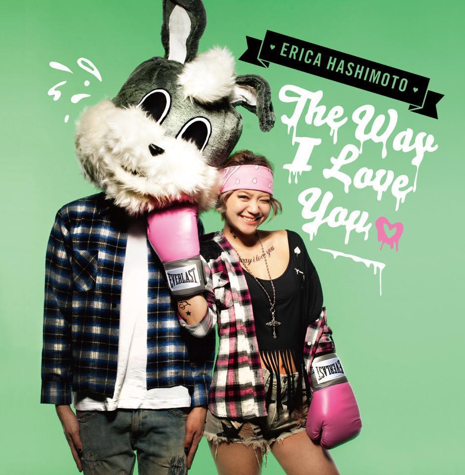 橋本 江莉果 3rd Single「The Way I Love You」 JKT