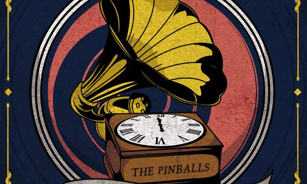 The Pinballs ミニアルバム「さよなら20世紀」ジャケットデザイン